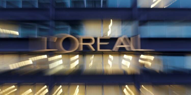 La baisse de l'euro dope les ventes de L'Oréal au 1er trimestre