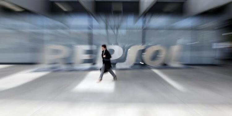 Hausse de 74% du bénéfice opérationnel trimestriel de Repsol