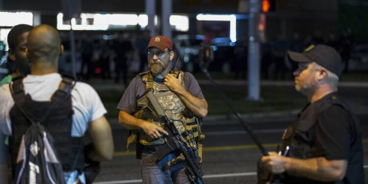 Nouveau rassemblement à Ferguson malgré l'état d'urgence