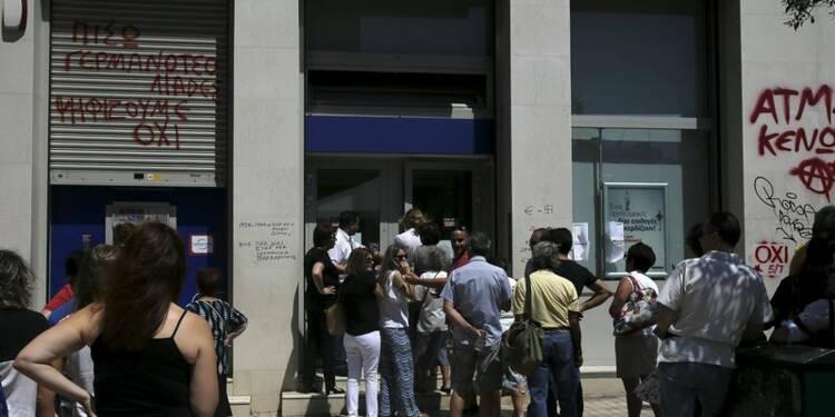Vers une restructuration des banques grecques, Grexit ou pas
