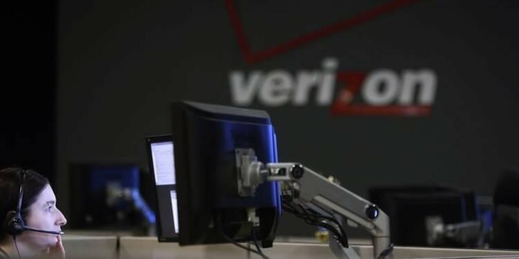 Verizon vise une hausse de 3% au moins de son CA annuel