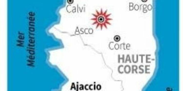 Une cinquième victime retrouvée sur le GR20 en Haute-Corse