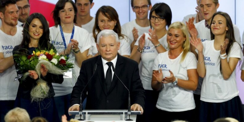 Les eurosceptiques remportent les législatives polonaises