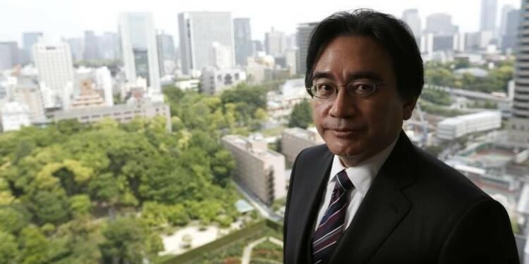 Le directeur général de Nintendo Satoru Iwata est mort