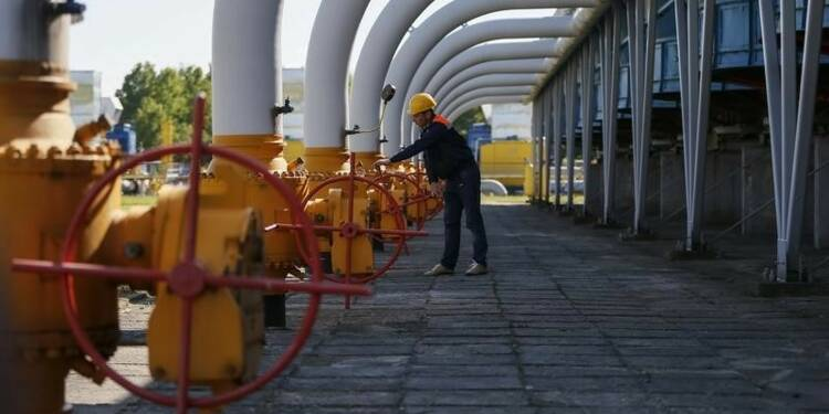 L'Ukraine paiera le gaz russe moins cher pendant trois mois