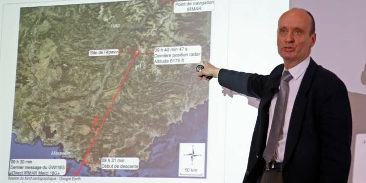 Le BEA n'exclut aucune piste pour l'A320, hormis une explosion