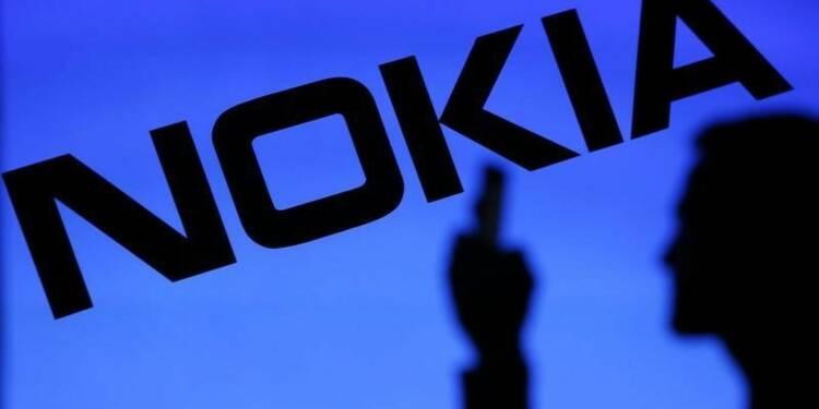 Hausse inattendue du bénéfice de Nokia au 2e trimestre