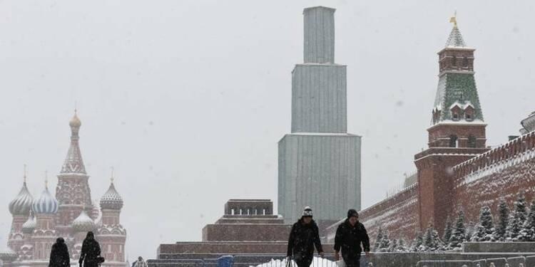 La Banque mondiale prédit une récession prolongée en Russie