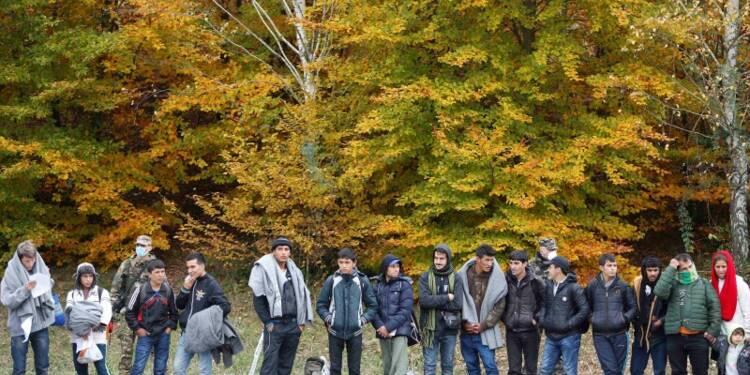 L'Autriche veut ériger une clôture à la frontière slovène