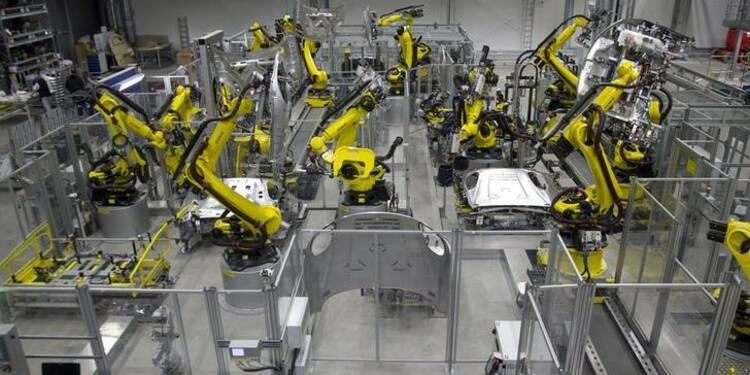 Production industrielle allemande en hausse de 0,7% en juillet
