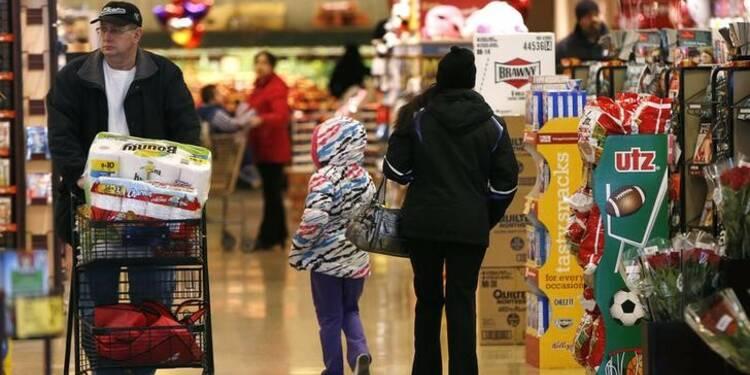 Hausse de 0,4% des dépenses des ménages américains en mars