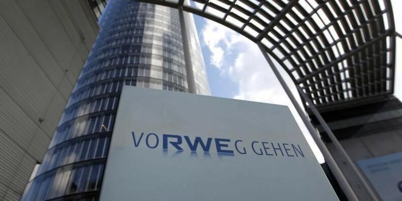 Recul moins prononcé que prévu du résultat opérationnel de RWE