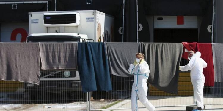 Quatre suspects liés à la mort de migrants incarcérés en Hongrie
