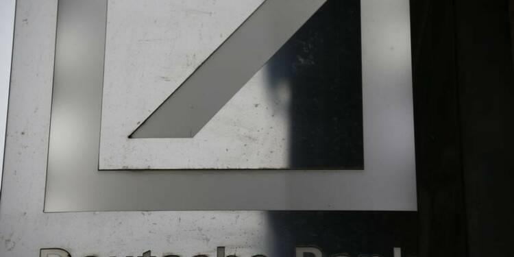 Deutsche Bank enquêterait sur des cas de blanchiment en Russie