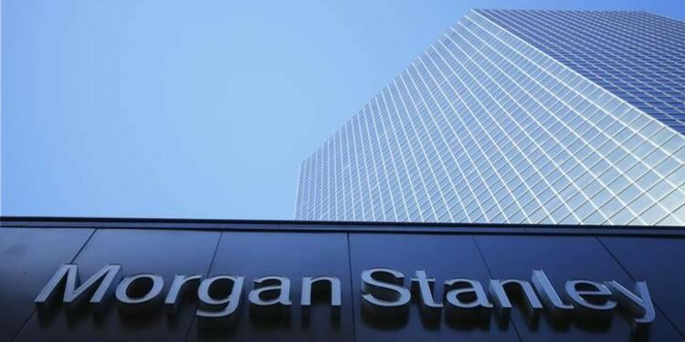 Morgan Stanley bat le consensus grâce au trading