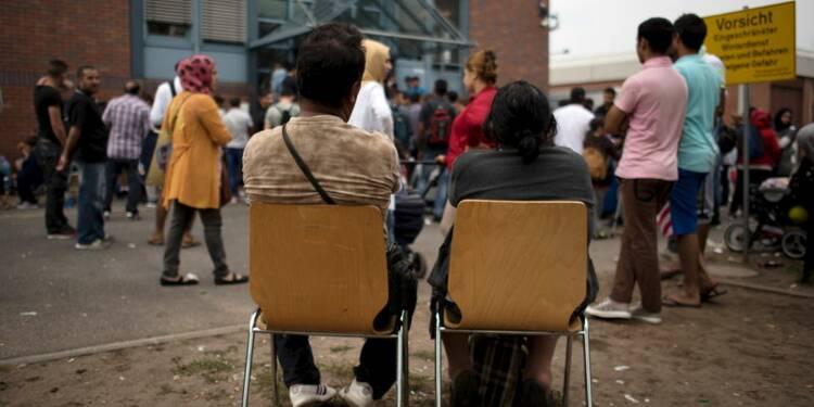Jusqu'à 750.000 demandeurs d'asile en Allemagne en 2015?