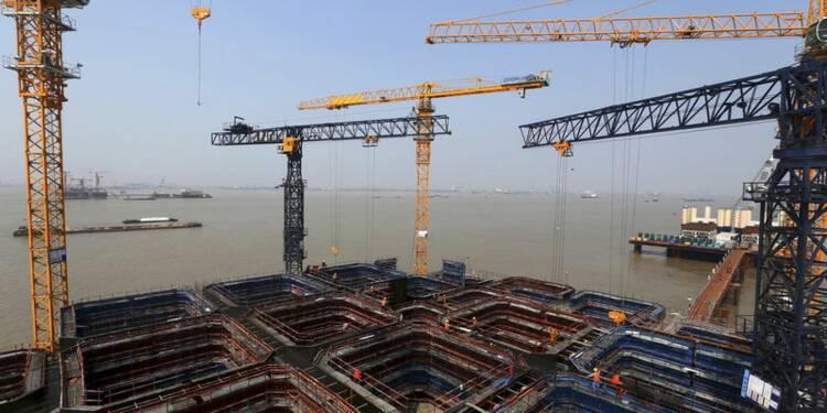 La Chine se dit capable d'atteindre 7% de croissance en 2015