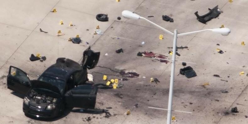 Un des auteurs de la fusillade au Texas était surveillé
