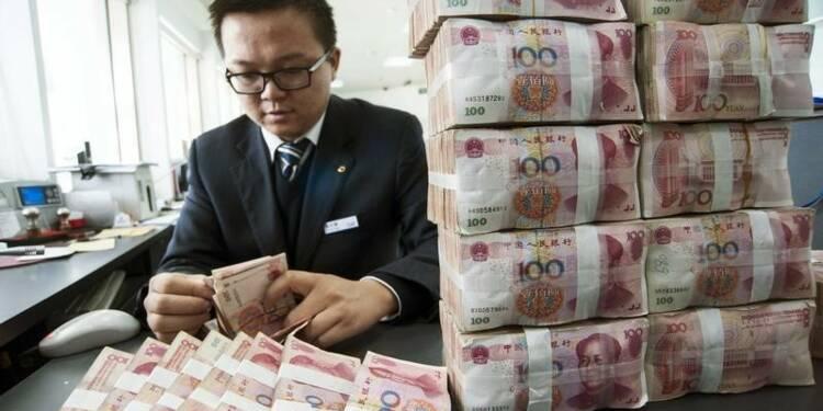 Pékin demande au FMI de mettre le yuan dans le panier des DTS