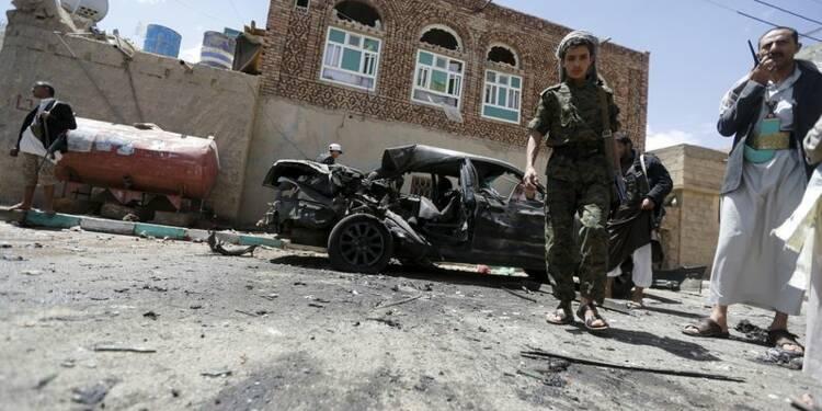 Deux attentats revendiqués par l'EI font 137 morts au Yémen