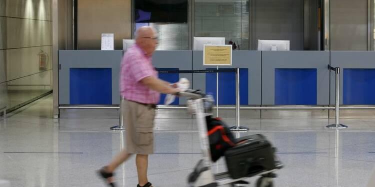La Grèce n'a pas encore conclu la privatisation de 14 aéroports