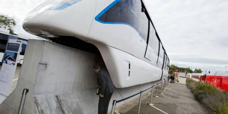 Bombardier a rejeté une offre chinoise pour ses trains