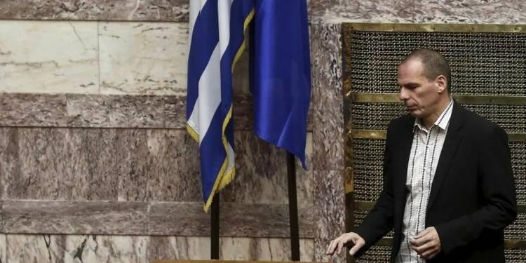 La Grèce se dit prête à rembourser le FMI le 9 avril