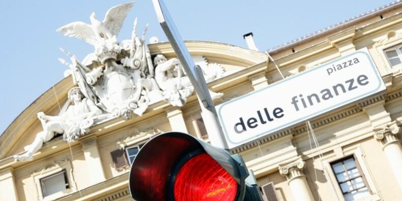 La croissance retombe en Italie et fragilise l'objectif de Renzi