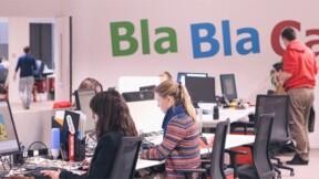 Le français BlaBlaCar est valorisé 1,2 milliard de dollars