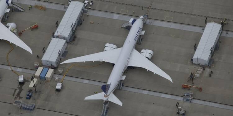 Boeing ne voit pas de ralentissement de la demande