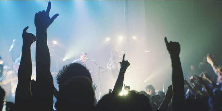 Festival Rock en Seine : les entreprises aussi s'y bousculent