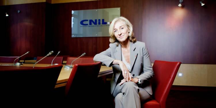"""Isabelle Falque-Pierrotin, présidente de la Cnil : """"Beaucoup d'entreprises convoitent vos données"""""""