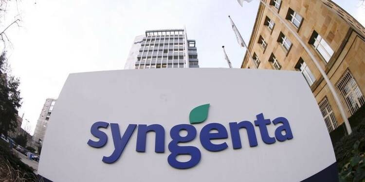 Syngenta confirme ses objectifs annuels