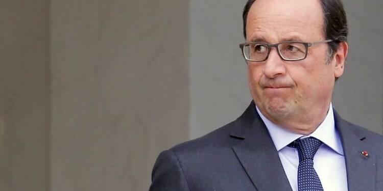 Hollande fait miroiter une nouvelle baisse d'impôts d'ici 2017