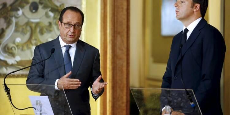 L'UE ne doit pas en finir avec Schengen, dit François Hollande