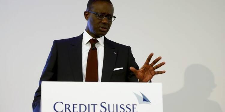 Credit Suisse annonce une refonte d'ampleur de sa stratégie