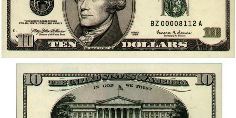 Une femme, en 2020, sur le nouveau billet de 10 dollars