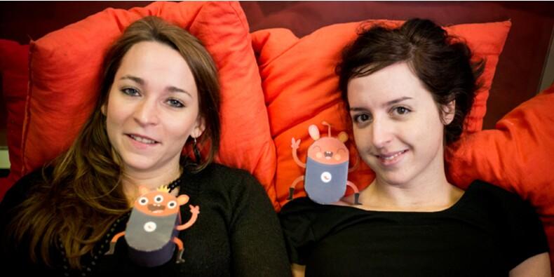 Elsa Prieto et Soiny Duval : Elles apprennent l'anglais aux enfants en les amusant