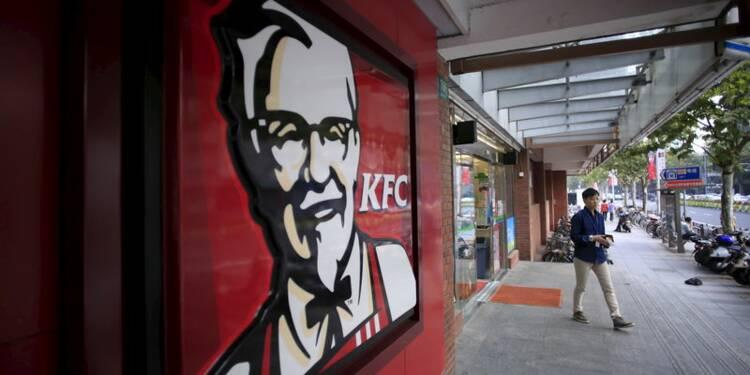 Yum Brands va scinder ses activités en Chine