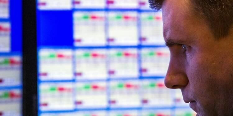 Wall Street voit la hausse des taux attendre la fin de l'année