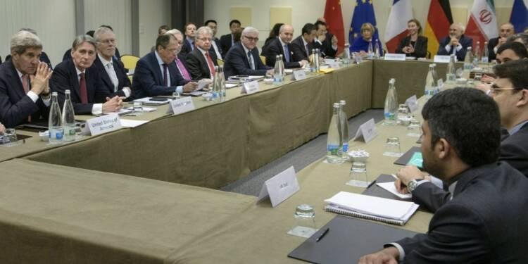 Toujours des divergences à Lausanne sur le nucléaire iranien