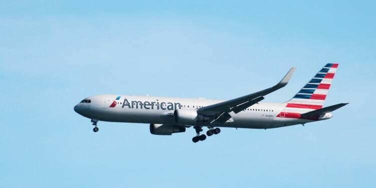 Bénéfice presque doublé pour American Airlines au 1er trimestre