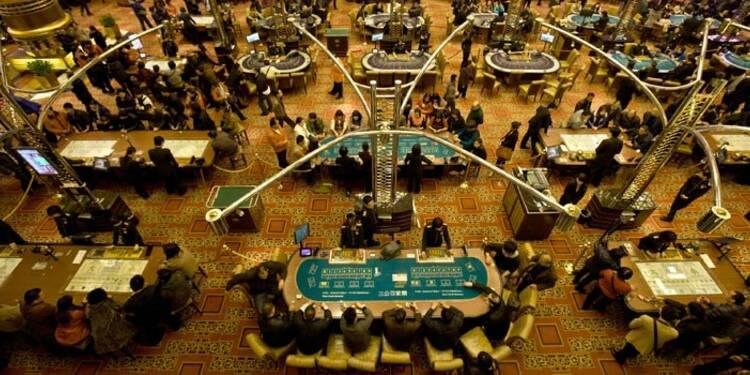Macao : dans l'enfer du jeu, argent noir, gros bras et petites pépées...