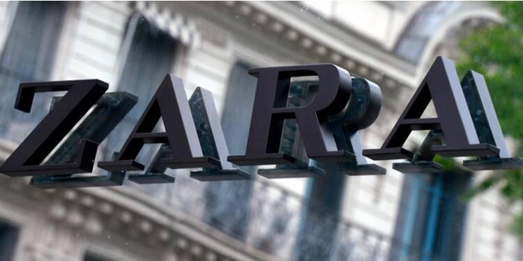 L'espagnol Zara plus solide que le suédois H & M face à la vague du hard discount