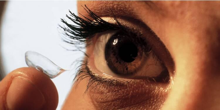 La très surprenante disparité des prix des lentilles de contact