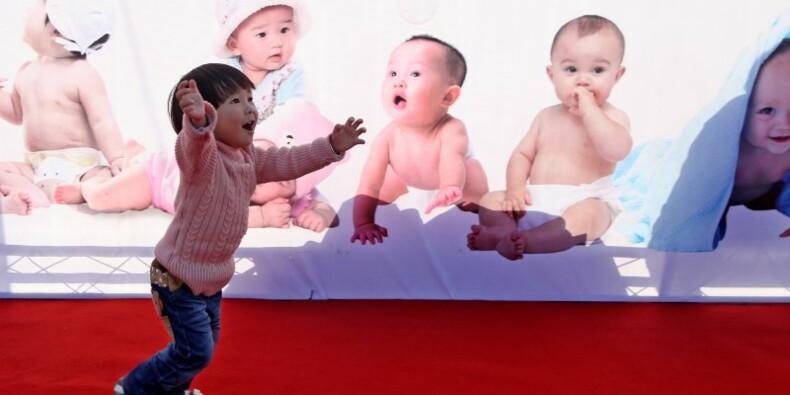 Tous les couples pourront avoir deux enfants en Chine