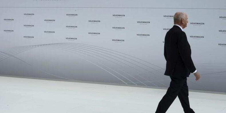 Le conseil de surveillance de VW en quête d'un nouveau président