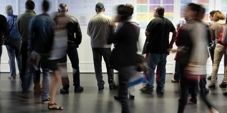Pour François Hollande, 2016 sera l'année-clef pour le chômage