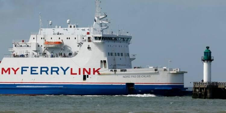 Le plan du gouvernement pour MyFerryLink sauverait 380 emplois