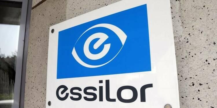 Essilor publie des résultats semestriels en hausse